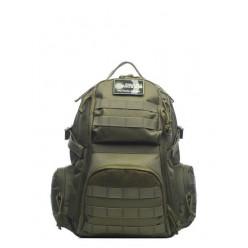 Рюкзак тактический RU 011 цвет Хаки ткань Оксфорд 40л