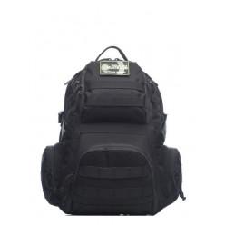 Рюкзак тактический RU 011 цвет Черный ткань Оксфорд 40л