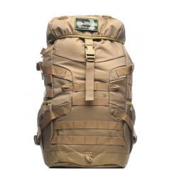 Рюкзак тактический RU 052 цвет Бежевый ткань Оксфорд 40л