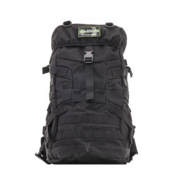 Рюкзак тактический RU 052 цвет Черный ткань Оксфорд 40л