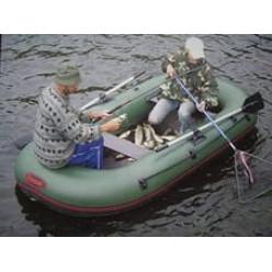 Лодка Korsar TUZ 220 12,5кг с полом и транцем