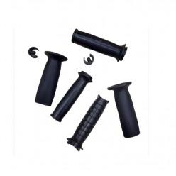 Комплект рукояток для ручки ледобура с резиновым чехлом