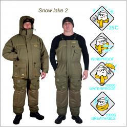 Костюм рыболовный Canadian Camper SNOW LAKE L