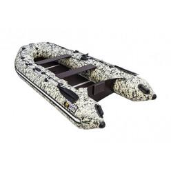 Моторная лодка Ривьера Компакт 3400 СК Камуфляж пиксель