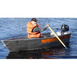 Лодка алюминиевая Wellboat В-30