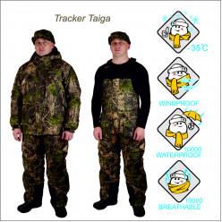 Костюм охотничий Canadian Camper  зимний TRACKER taiga XL