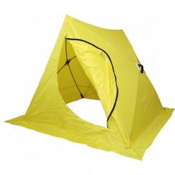 Палатка зимняя двускатная DELTA желтая Helios