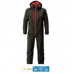 Костюм SHIMANO Dryshield XT Advance Light Suit RA-024N Черный р.L