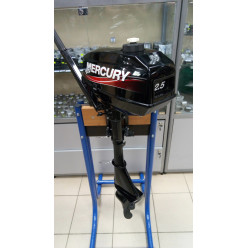 Лодочный мотор Mercury M2.5 2013г трейд-ин