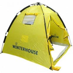 Палатка зимняя Winterhouse 200*200*160 желтая