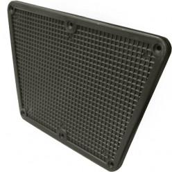 Транцевая накладка пластик черная