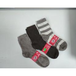 Носки монгольские тонкие 100% шерсть