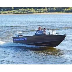 Алюминиевый катер Wyatboat-490 Pro