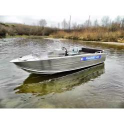 Алюминиевый катер Wyatboat-460 C