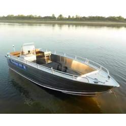Алюминиевый катер Wyatboat-490 C