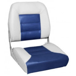 Кресло Premium High Back Boat Seat(сер/синий) 75122GB