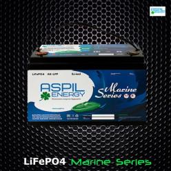 Аккумулятор литий-ионный (LifePO4), тяговый AE-LFP1272 (12V,72Ah)