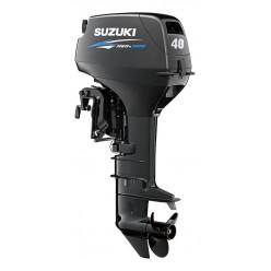 Лодочный мотор SUZUKI DТ40WRS электро дистанция 75кг