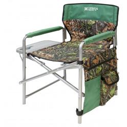 Кресло складное с полкой КСП/3 с дубовыми листьями
