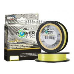 Плетёный шнур Super8Slick Aqua Yellow 0.15мм 135м
