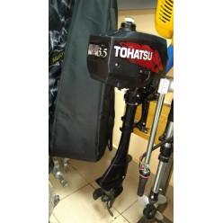 Лодочный мотор TOHATSU М3.5 B2S 2018г.в.