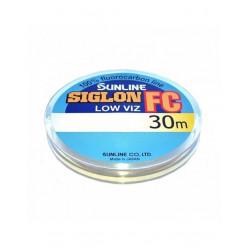 Леска флюорокарбоновая Sunline SIGLON FC 30м 0,330мм 7,1кг