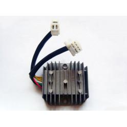 Стабилизатор (реле-регулятора) напряжения 6-проводной 125cc 150cc 152QMI 157QMJ