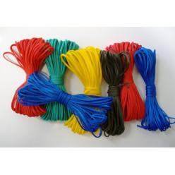 Шнур полиамидный ШПА Ф9 цветной