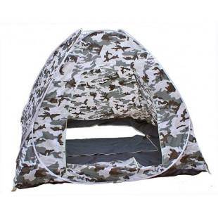 Палатка зим автомат 2*2 дно на молн KX-FC200 кмф *1,5м