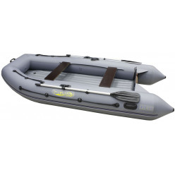 Лодка моторно гребная Адмирал АМ-350 НДНД