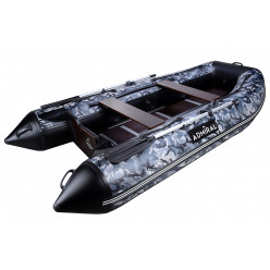 Лодка моторно гребная Адмирал АМ 335