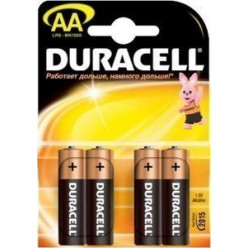 Элемент питания DURACELL MN1500  АА 316