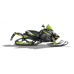 Снегоход Arctic Cat XF 8000 CROSS COUNTRY LTD ES 2018 черный
