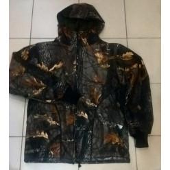 Куртка М-21 алова-флис кмф р.52