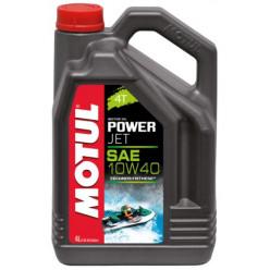 Масло MOTUL POWERJET 4T 10w-40 4л