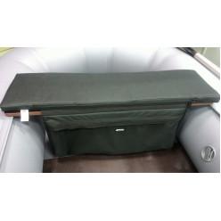 Сумка под банку ПВХ 200*450мм с накладкой 200*700мм