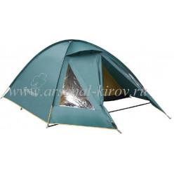 Палатка GREENELL Керри  2V2 зеленый размер 225*295,высота 120 см