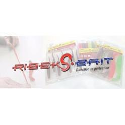 Силикон RIBEKS BAIT Судак С90.12