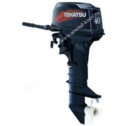 Лодочный мотор Tohatsu M 40 CS 59кг