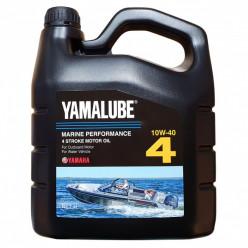 Масло Yamalube 4 SAE 10W-40 для 4-тактных 4л 90790BS45200