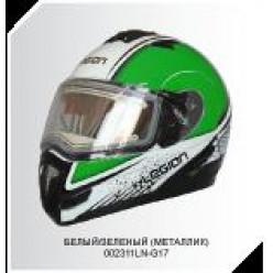 Шлем (кросс) МС130 черн.мат.(XL) MICHIRU