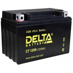 Аккумулятор Delta СТ 1209