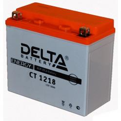 Аккумулятор Delta СТ 1218