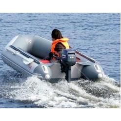 Лодка транцевая Badger Classic Line 370 PW