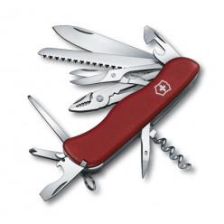 Нож-трансф Victorinox Hercules красный 110mm 0.9043