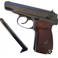 Пистолет пнев. BORNER ПМ49