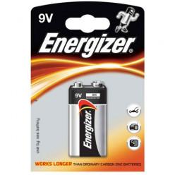 Элемент питания Energizer 9V-9B-6LR61