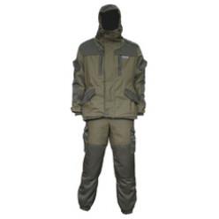 Костюм Huntsman Ангара цв Хаки тк. Палатка/Грета р.60-62 снегозащитные гетры