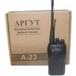 Радиостанция Аргут А-23 Li-ION 1100 mAh