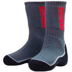 Носки  ALASKAN серый/черный L 39-43